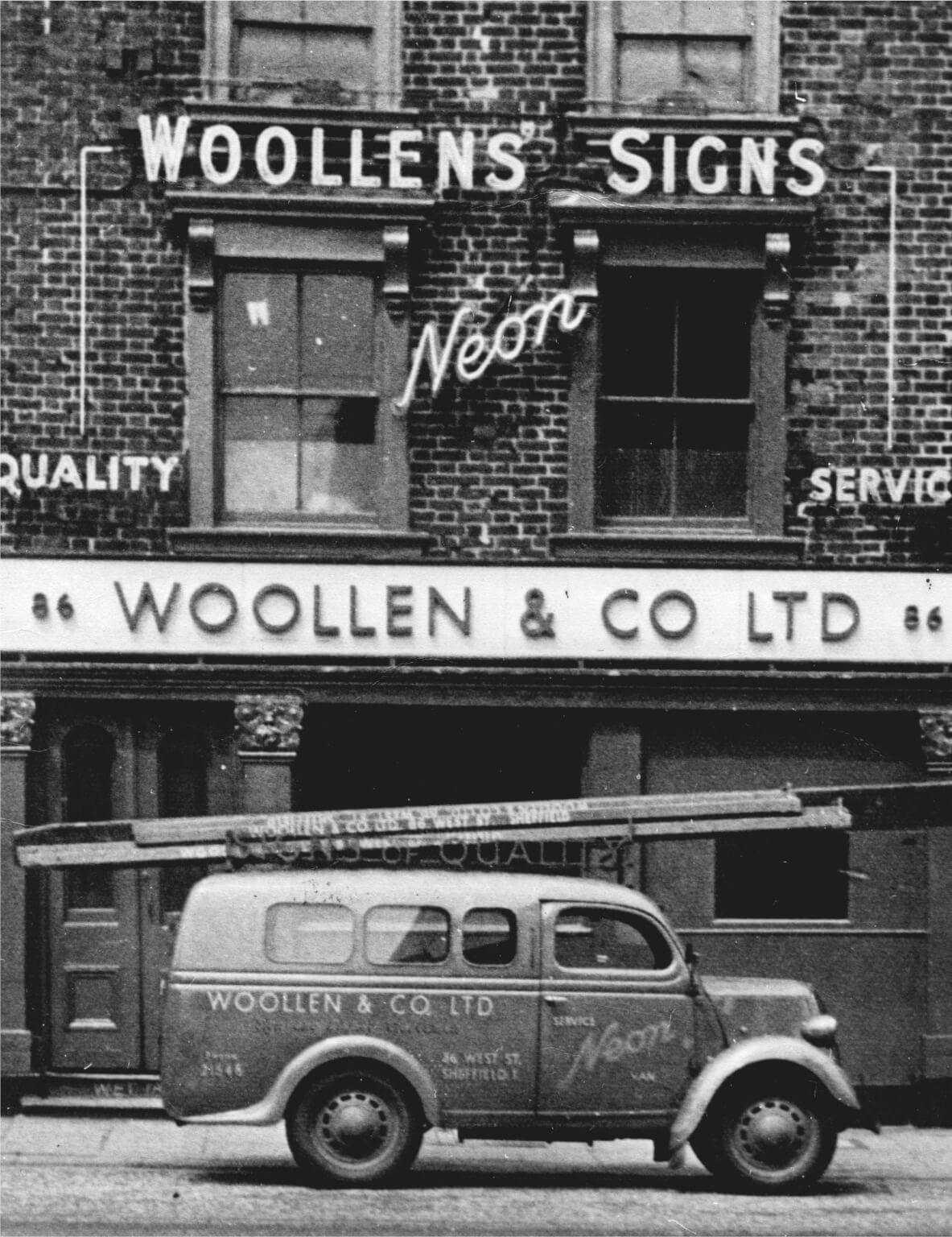 Woollen & Co Image