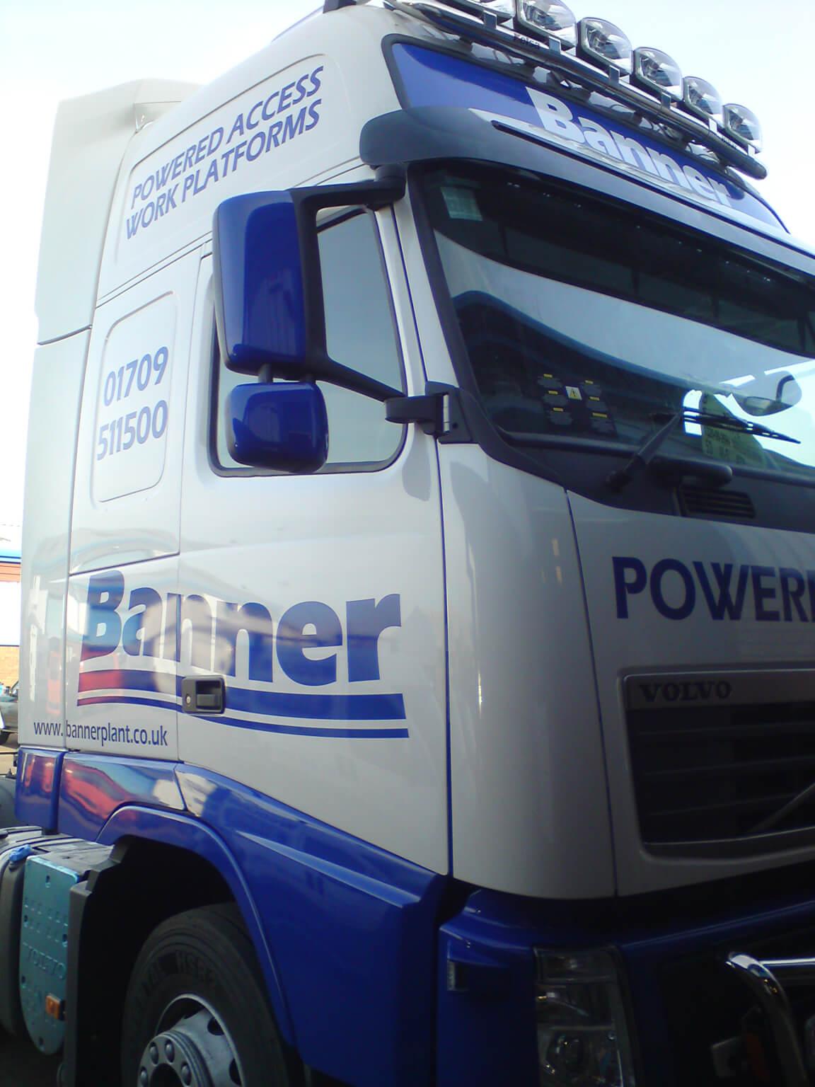 Shop Vehicle Graphics At Woollen Signs Ltd Of Sheffield